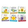 Your Baby Can Read! My First Words- Set of 6 Board Books