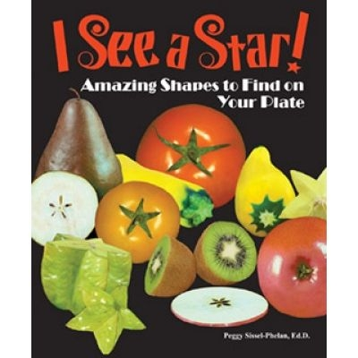 I See A Star! Amazing Shapes to Find on Your Plate