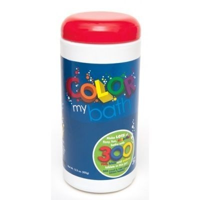 Color My Bath - 300 tablet Jar