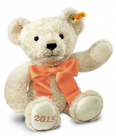 Cosy Year Bear 2015