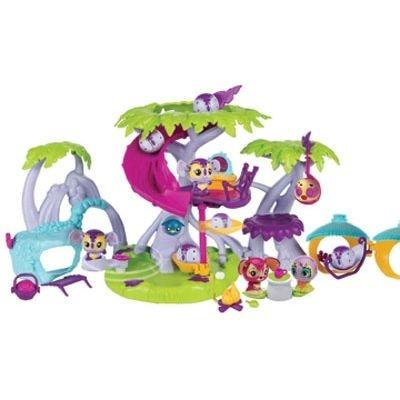 Zoobles! Razoo's Treehouse Playset