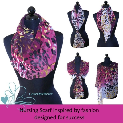 Cover My Heart Nursing Cover