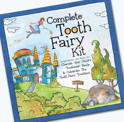 Complete Tooth Fairy Kit