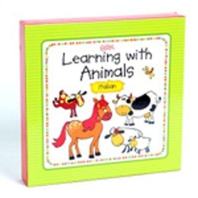 Learning with Animals - bilingual Italian/English edition