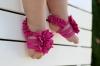 Cupcake- Cotton Pink Sandal