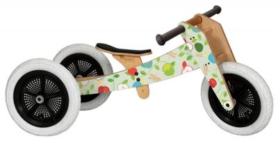 Limited Edition 3in1 Wishbone Bike - Apple