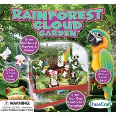 Rainforest Cloud Garden
