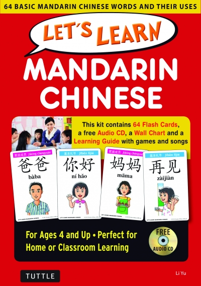 Let's Learn Mandarin Chinese Kit