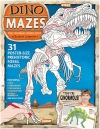 DinoMazes The Colossal Fossil Book
