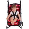 Balboa Baby Stroller Liner - Red Poppy
