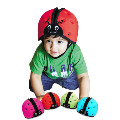SafeheadBABY - Soft Protective Headgear for Babies