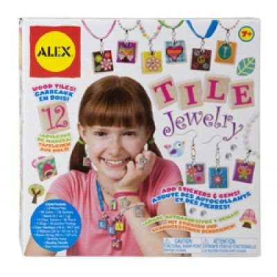 Tile Jewelry