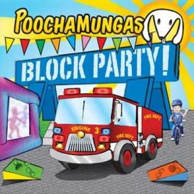 Poochamungas - Block Party!
