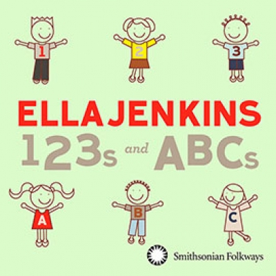 123s and ABCs Ella Jenkins