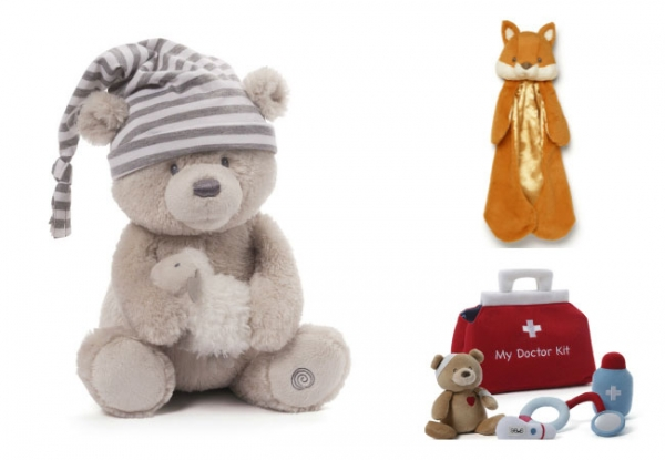 20 Toys & Products to Keep Your Baby Happy!