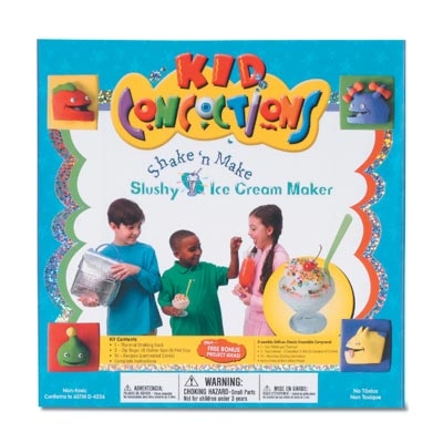 Kid Concoction Slushy Kit