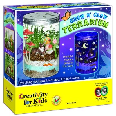 Grow 'n Glow Terrarium