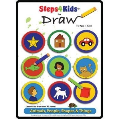 Steps4Kids to Draw