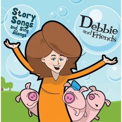 Story Songs and Sing-Alongs CD