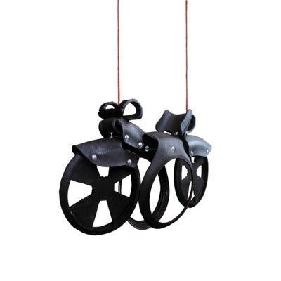 Motorcycle Tire Swing