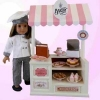 The Queen's Treasures Interchangeable Shoppe for 18 inch dolls.