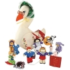 Mother Goose Soft Playset