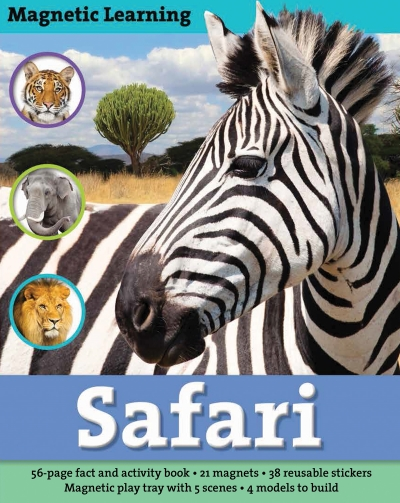 Magnetic Learning: Safari