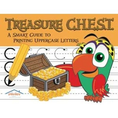 Treasure C.H.E.S.T.: A Smart Guide to Printing Uppercase Letters