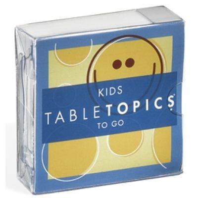 TableTopics TO GO Kids Edition