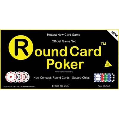 Round Card Poker