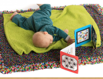 Eye Games for Baby Gift Set