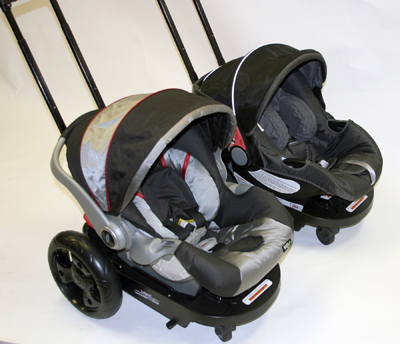 Infant Cruizer Twins Adapter