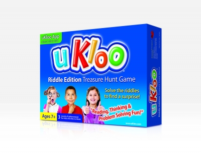 uKloo Riddle Edition Treasure Hunt
