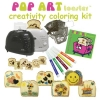 Pop Art Toaster™ Creativity Coloring Kit