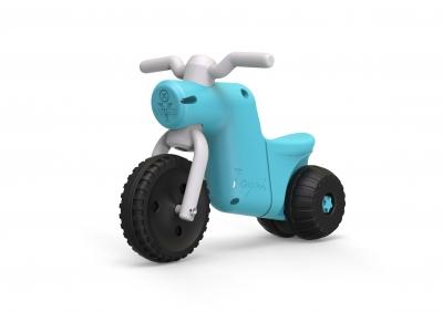 YBike Toyni - Trike to 1st Balance Bike