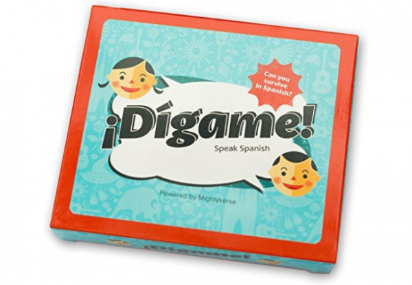 ¡Dígame! Spanish Learning Game