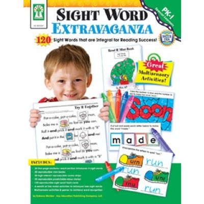 Sight Word Extravaganza