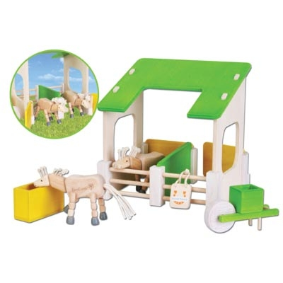 Stable Play Set