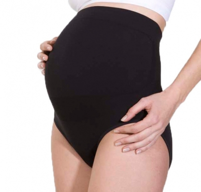 Milk Seamless Maternity Support Briefs [Style MBM-515]