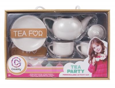 Creatify Tea Party