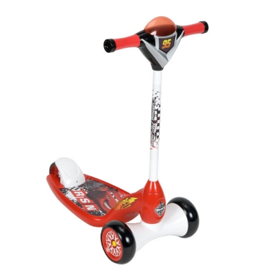 Disney® Cars Electric 3-Wheel Scooter