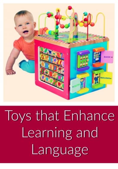 Toys For Language : Babymaternity magazine toys that enhance learning and language