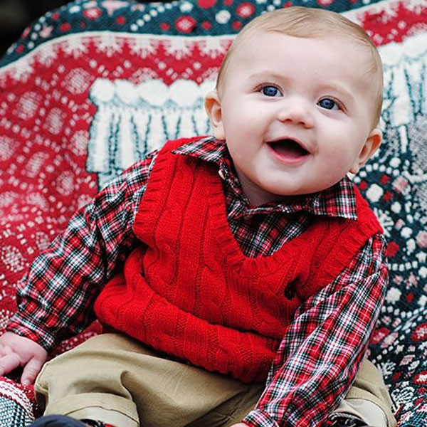 Christmas Sweater for Boys
