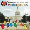 NumbersAlive! Books for Young Travelers - Washington, DC  (plus sitckers)
