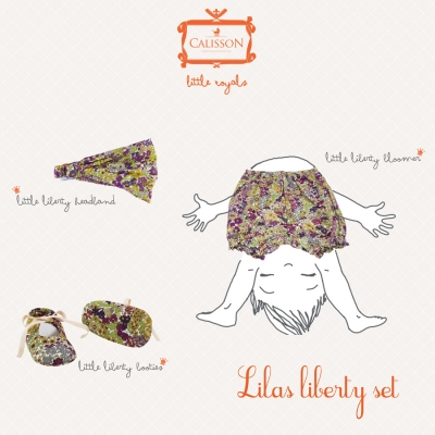 Lilas Liberty Set
