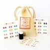 Poppy Drops Temporary Tattoo Earring Starter Kit