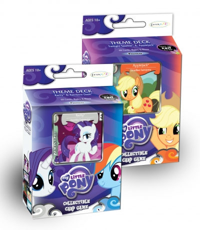 My Little Pony Collectible Card Game Premiere Set