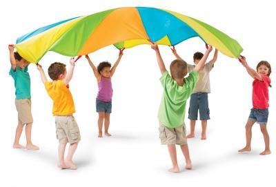 Playtime Parachute