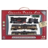Classic Train Set- 20-piece battery Operated Train Set