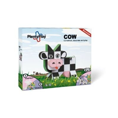 Cow - Construct and Decorate